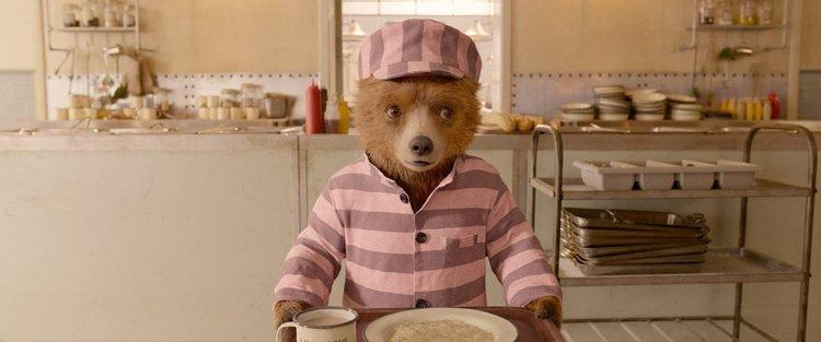 柏靈頓熊熊系列電影劇照。