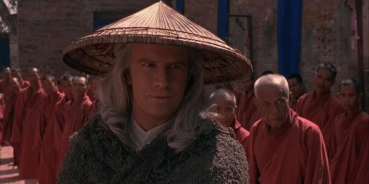 遊戲改編電影《魔宮帝國》克里斯多夫藍伯特飾演的雷電。
