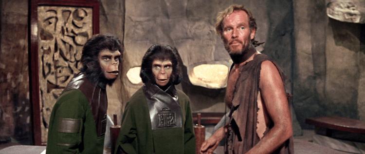 1968 年《浩劫餘生》劇照。