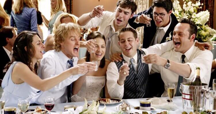 電影《婚禮終結者》劇照。