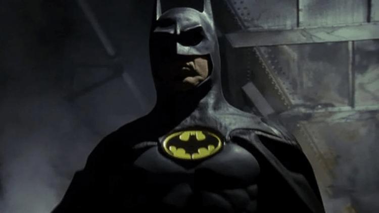 《蝙蝠俠》米高基頓。