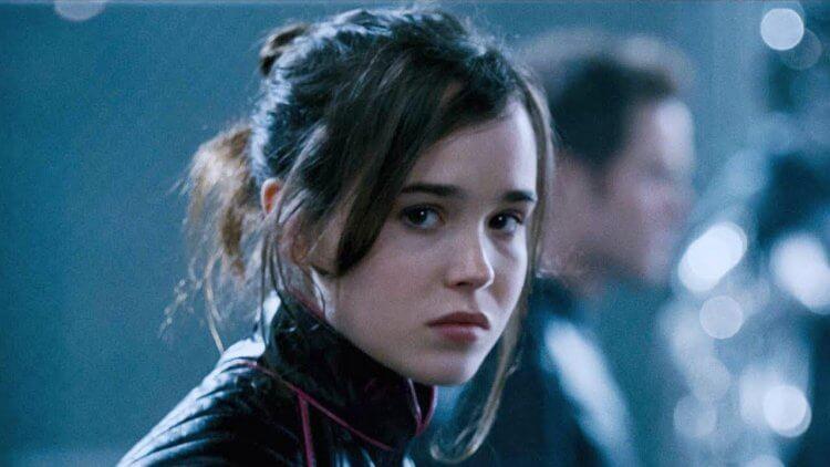 《X 戰警》系列中,由艾倫佩姬飾演「幻影貓」。