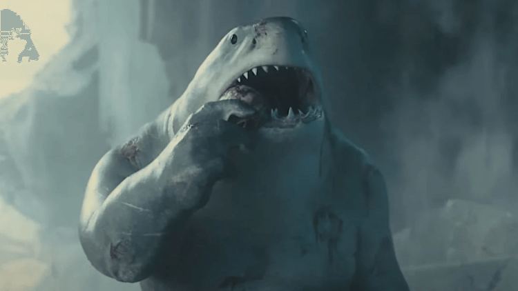 《自殺突擊隊:集結》鯊魚王。
