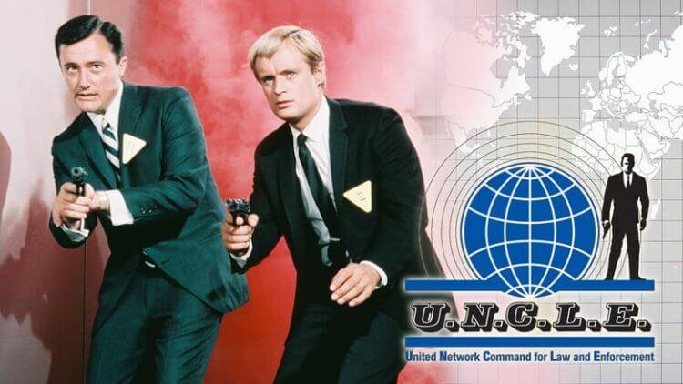 60 年代影集《打擊魔鬼》。
