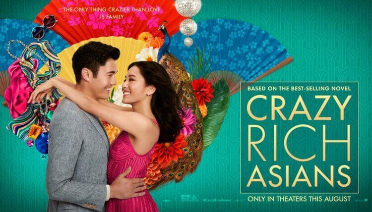 以亞裔演員主演的浪漫愛情電影《瘋狂亞洲富豪》在好萊塢與全球表現不錯。