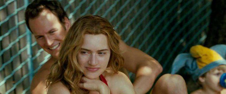 派翠克威爾森曾在電影《身為人母》與凱特溫絲蕾合作。