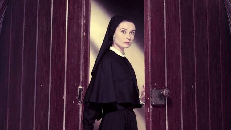 《修女傳》奧黛麗赫本,