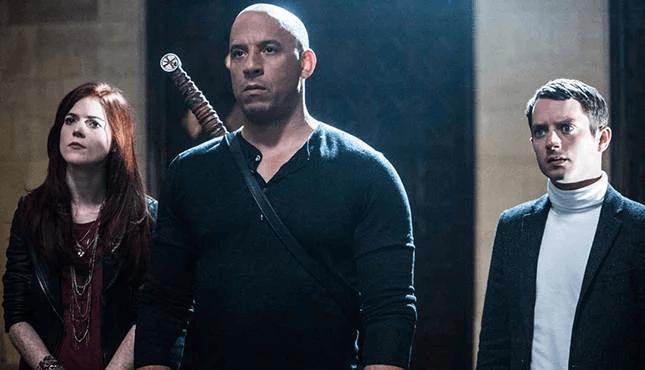 馮迪索 2015 年主演的超自然動作電影《獵巫行動:大滅絕》評價、票房均不理想,推出續集令人出乎意料。