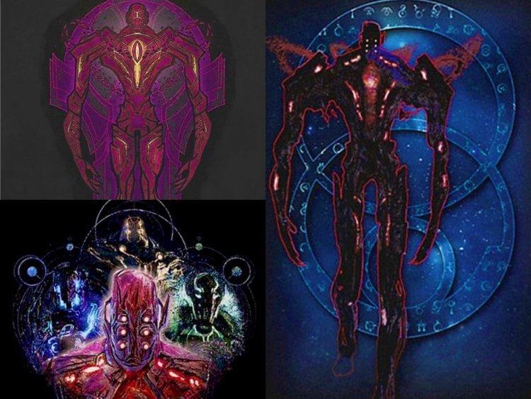 《永恆族》周邊商品透露出電影中的天神族造型。