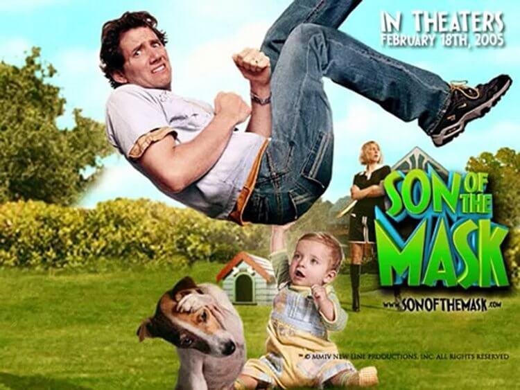 《小鬼也摩登》電影海報。