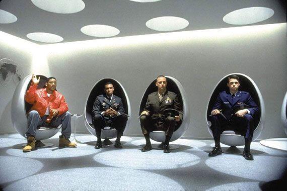 《MIB 星際戰警》電影劇照。