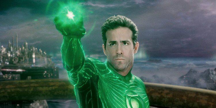 《綠光戰警》萊恩雷諾斯。