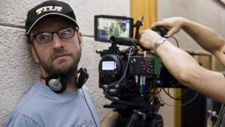 《讓他們說吧》導演史蒂芬索德柏。
