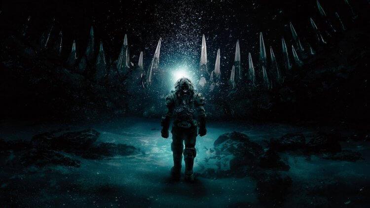 類洛氏電影《深海終劫站》。