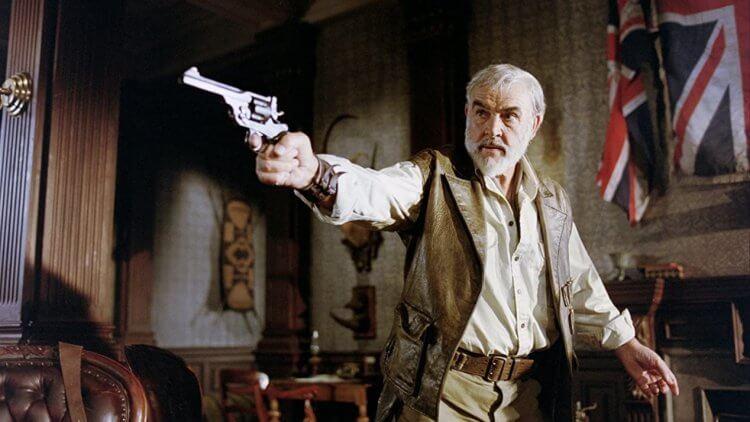 《天降奇兵》史恩康納萊。
