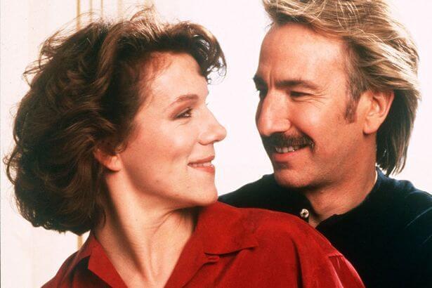安東尼明格拉執導的《人鬼未了情》,由艾倫瑞克曼主演。