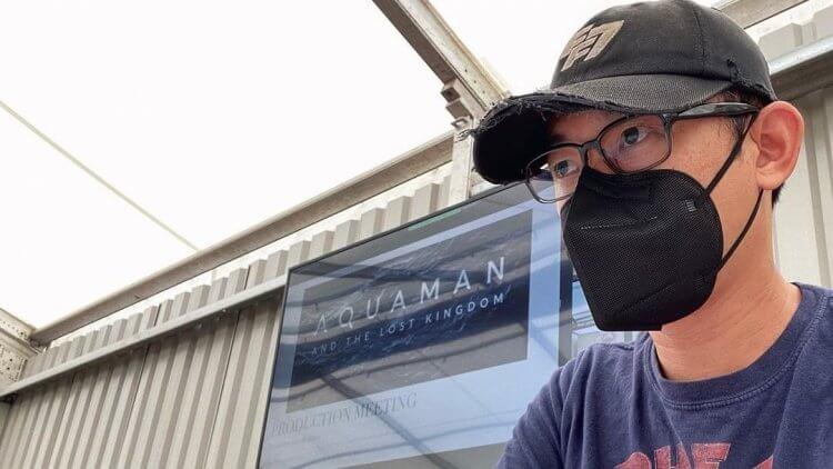 溫子仁續投續集《水行俠與失落王國》。