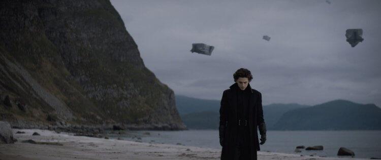 丹尼維勒納夫新作《沙丘》,預計年底上映。