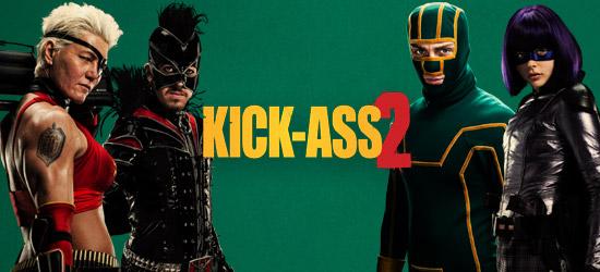 《特攻聯盟 2》電影宣傳照。