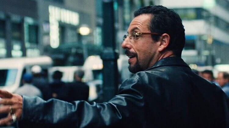 《原鑽》是亞當山德勒近年評價最高的電影。