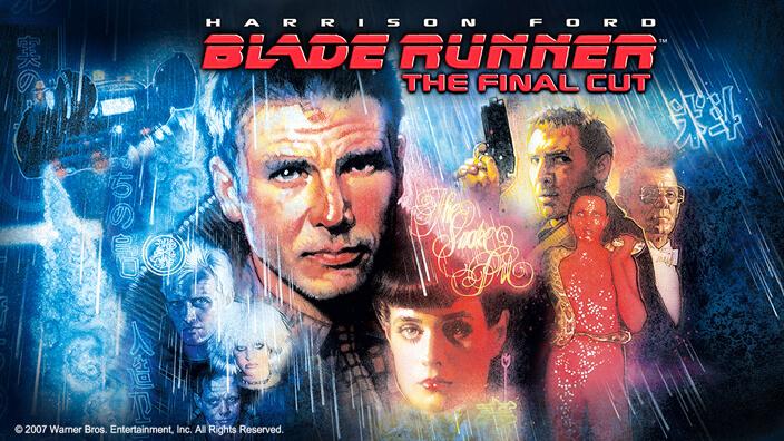 雷利史考特《銀翼殺手》也要重映,而且是終極導演版。