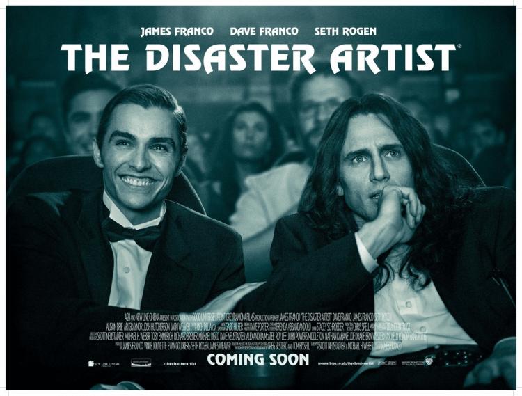 戴夫法蘭柯曾主演《大災難家》。