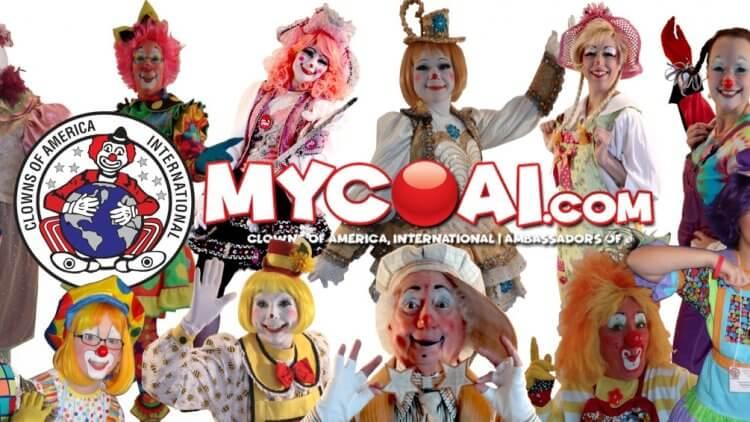 美國小丑國際組織。