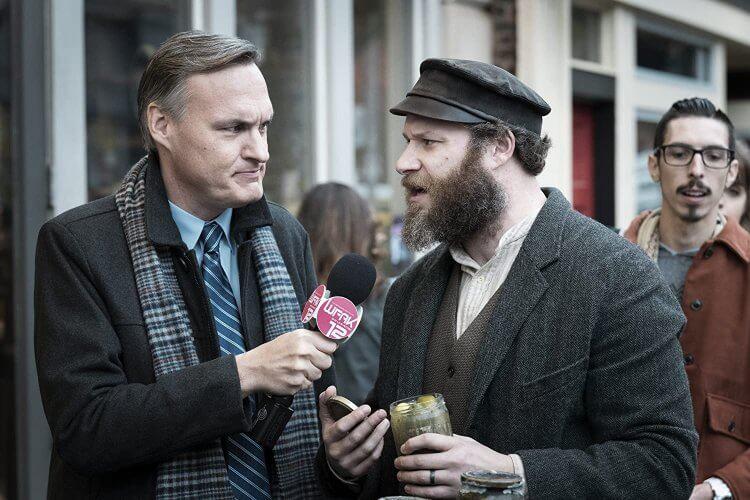 賽斯羅根主演 HBO Max 首部原創喜劇電影《美國醃黃瓜》。
