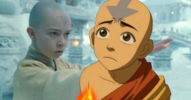 奈沙馬蘭電影《降世神通:最後的氣宗》最後選擇白人諾亞林格來飾演主角「安」。