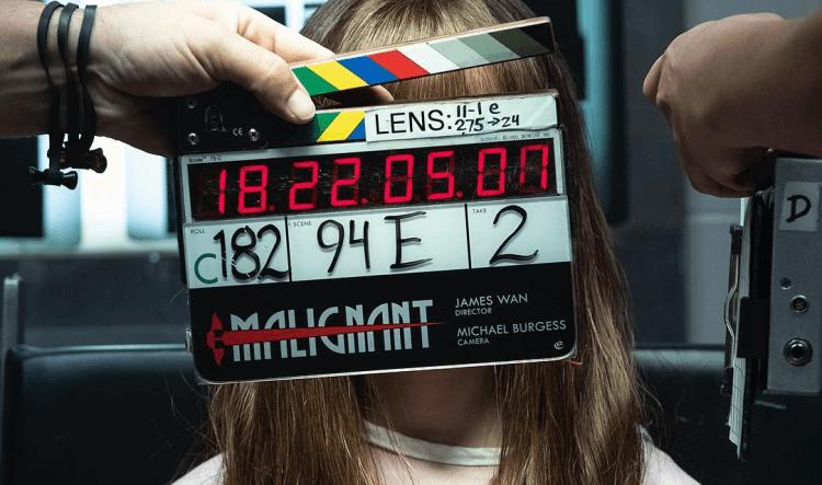 溫子仁執導的新電影《疾厄》(Malignant) 已於 9 月 2 日在台上映。