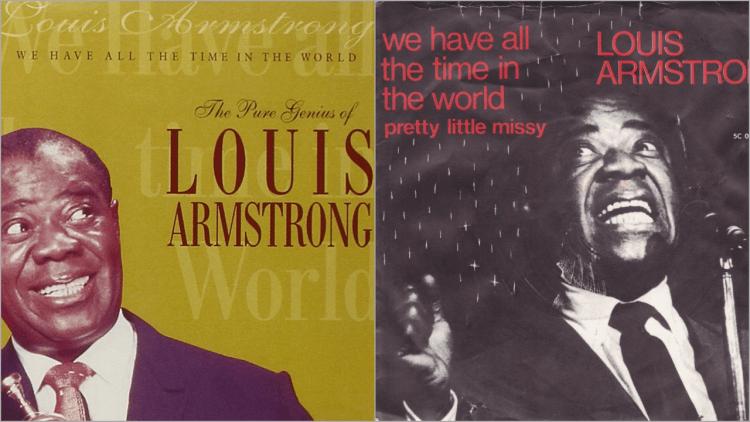 路易斯阿姆斯壯《我們有一輩子的時間》。