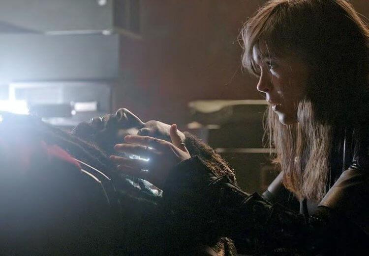 《X 戰警:未來昔日》艾倫佩姬飾演的幻影貓。