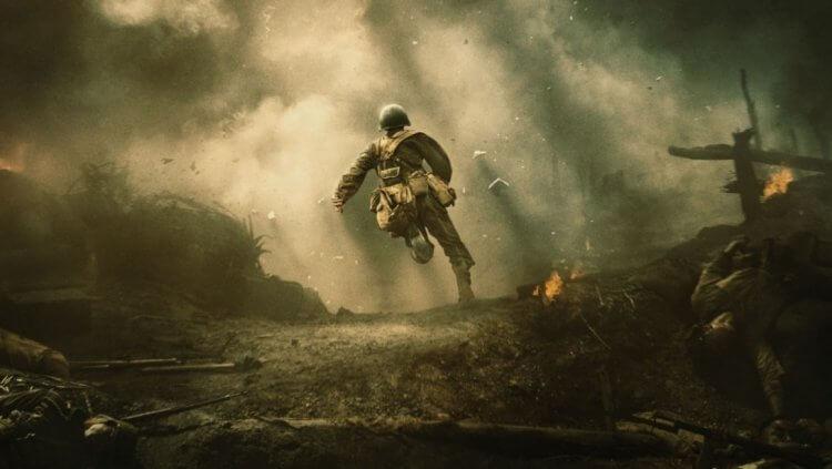 《鋼鐵英雄》電影劇照。