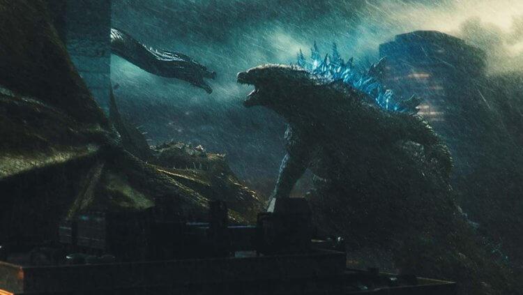 《哥吉拉 II:怪獸之王》劇照。