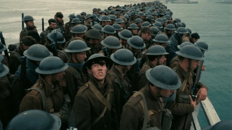 米高肯恩雖然沒有在諾蘭電影《敦克爾克大行動》中露面,但也參與了配音的演出。