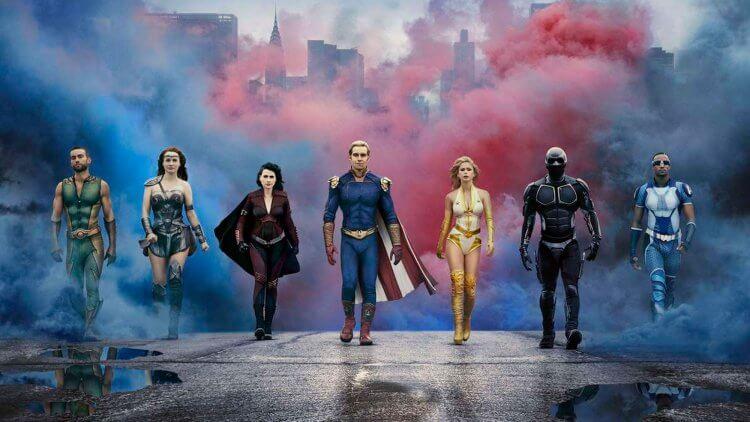 美劇影集《黑袍糾察隊》第三季即將推出。