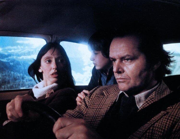 《鬼店》雪莉杜瓦以及飾演她丈夫的傑克尼克森遜