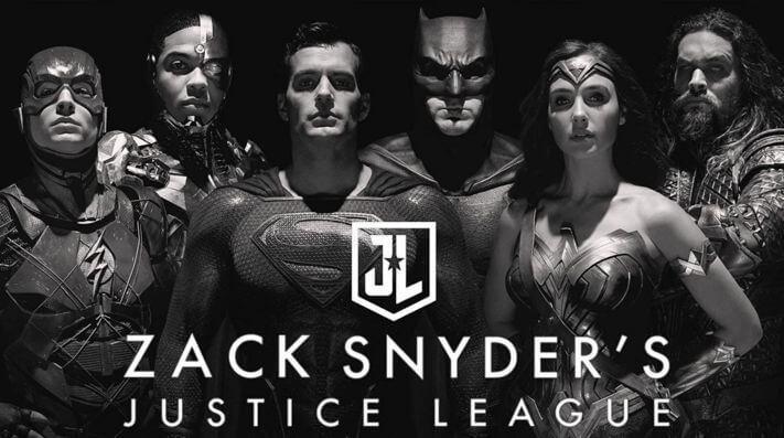 《查克史奈德之正義聯盟》即將釋出。