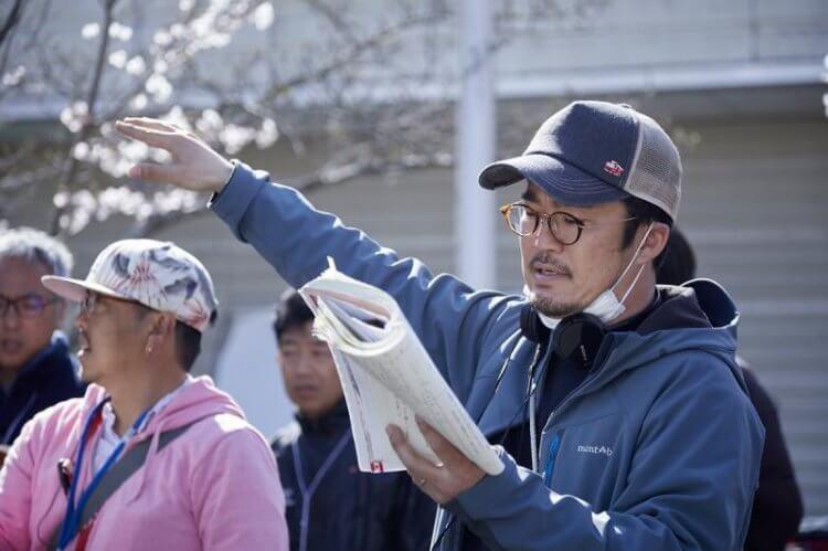 《淺田家!》導演中野量太。