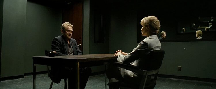 《特務間諜》電影劇照。