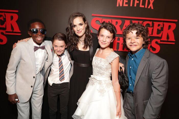 網飛 Netflix 製播的影集《怪奇物語》大受全球粉絲歡迎,目前已經預訂第四季。
