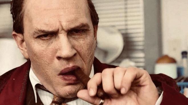 喬許特蘭克新作《Capone》,由湯姆哈迪主演。