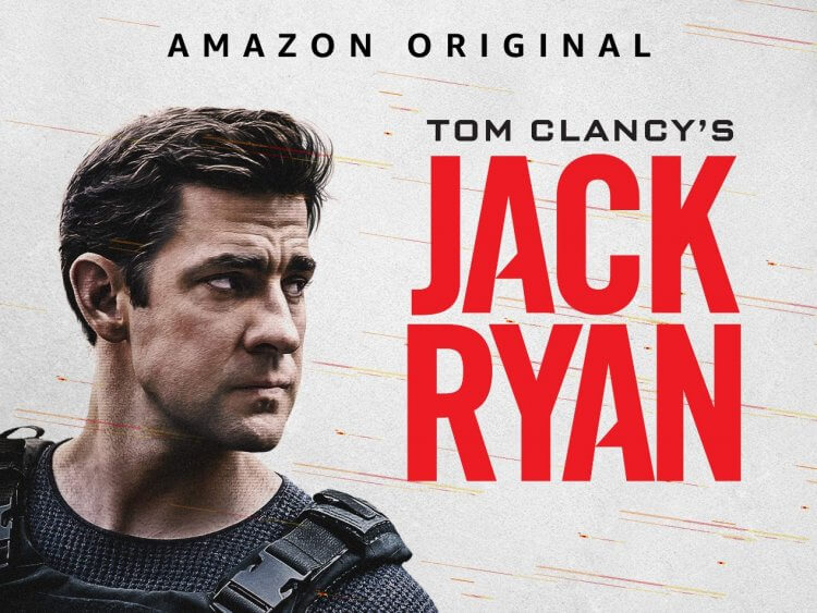 亞馬遜推出的《傑克萊恩》。