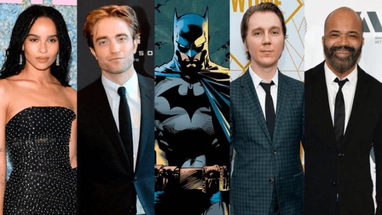 麥特李維斯版的《蝙蝠俠》演員陣容豪華,包括了羅伯派汀森、柯林法洛、保羅迪諾,以及柔伊克拉維茲等人。