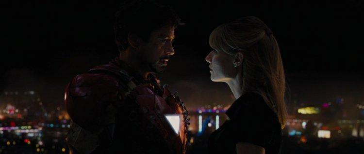 小勞勃道尼主演漫威超級英雄電影《鋼鐵人 2》。
