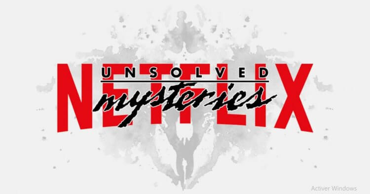 Netflix 重啟版《未解之謎》紀錄影集。