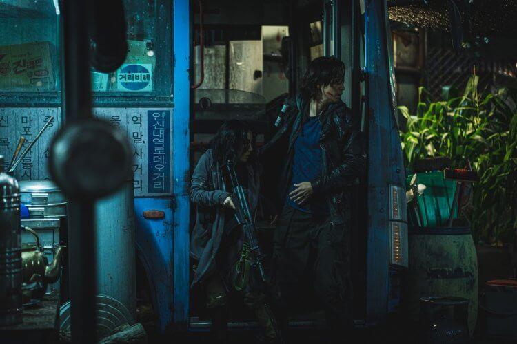 《屍速列車:感染半島》劇照。