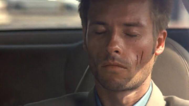 諾蘭導演電影《記憶拼圖》蓋皮爾斯。