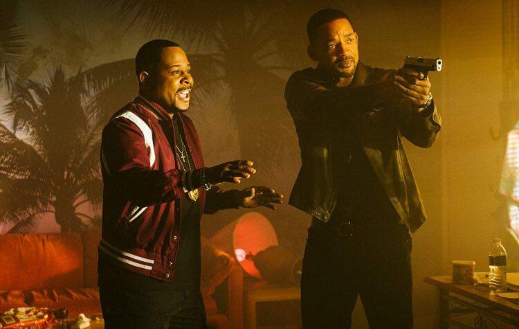 威爾史密斯、馬汀勞倫斯主演的《絕地戰警 FOR LIFE》,片中動作片段並不多。