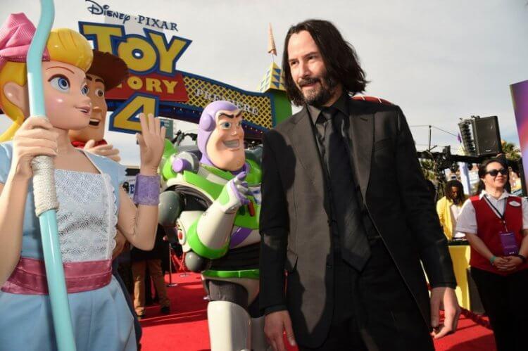 有基努李維助陣的《玩具總動員 4》最終票房突破 10 億美元。